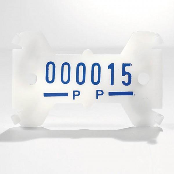 Plaquettes high-tech blanc naturel sans code-barres