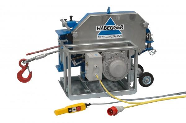 Habegger Elektro-Motorseilzug HIT-TRAC 32E