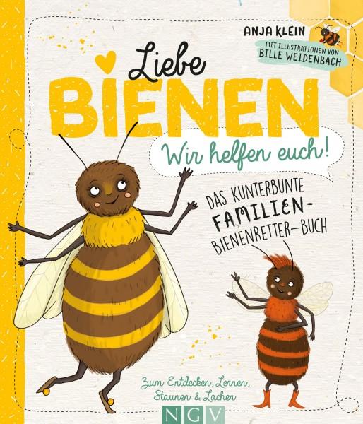 Liebe Bienen - wir helfen euch!