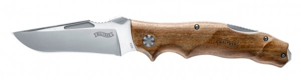 Walther Taschenmesser AFW Adventure Folder Wood