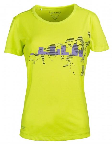 Maier Sports Damen-T-Shirt Burgeis