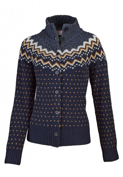 Fjällräven Damen-Cardigan Övik Knit
