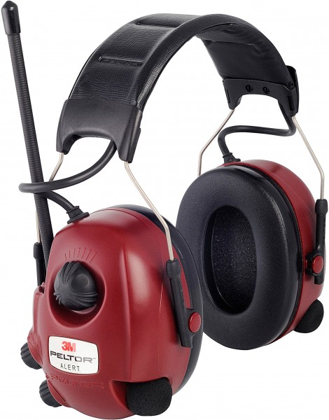 Peltor Gehörschutz Alert mit Kopfbügel