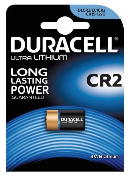 Duracell Batterie CR2, 3V