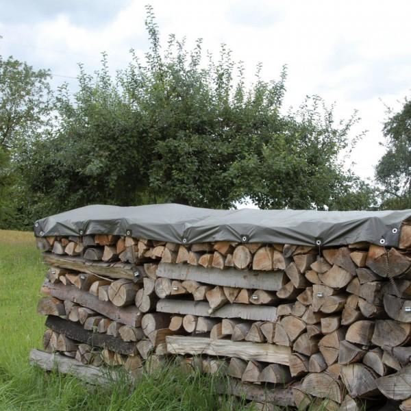 Abdeckplanen-Set für Meterholz