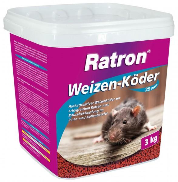 Ratron Weizenköder