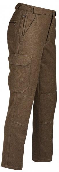Rascher Herren-Lodenhose mit Wattierung