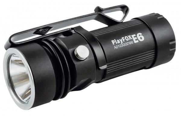 Angryfox Taschenlampe Playfox E6