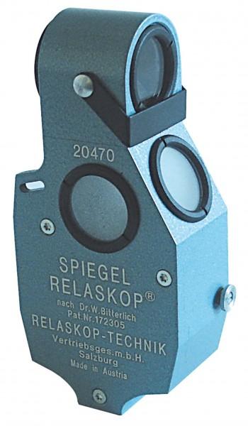 Spiegelrelaskop nach Dr. Bitterlich mit metrischer CP-Skala
