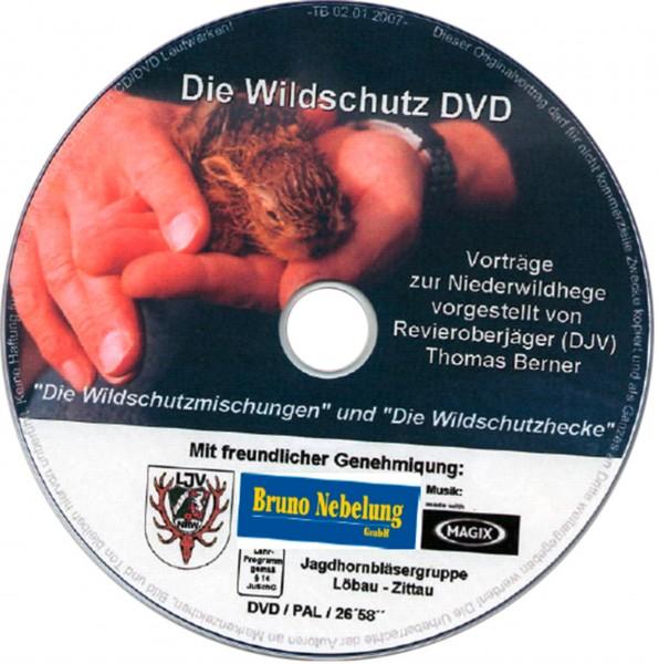 Wildschutz DVD - Vorträge zur Niederwildhege