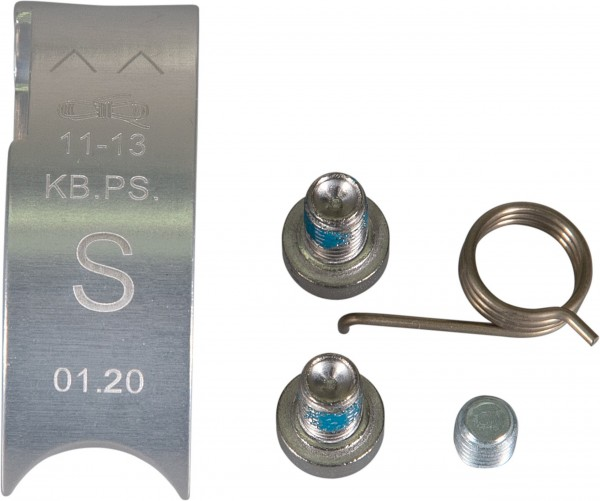 ART Positioner Klemmbacke S für 12 - 13 mm Ø Stahlhalteseile