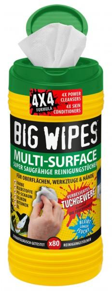 Big Wipes Reinigungstücher Multi-Surface