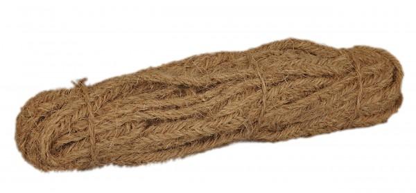 Baumbindestreifen aus geflochtenem Kokosgarn
