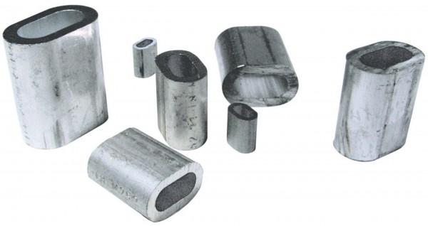 Aluminium-Pressklemme