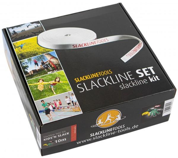 Slackline-Set Kids'n Slack