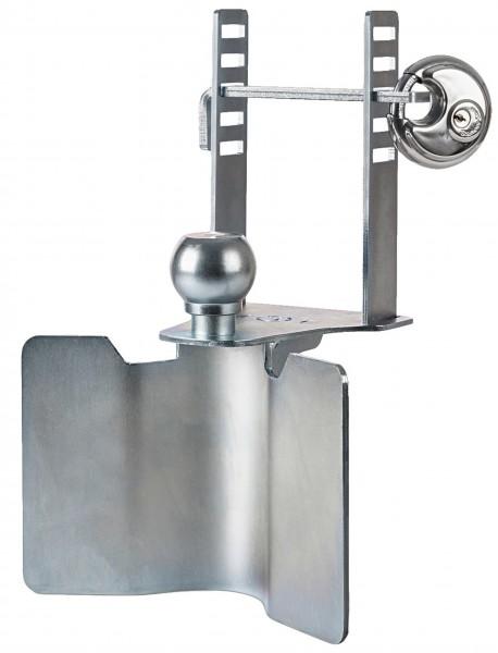 Schnellkuppler Ankuppel-Hilfe für PKW-Anhänger