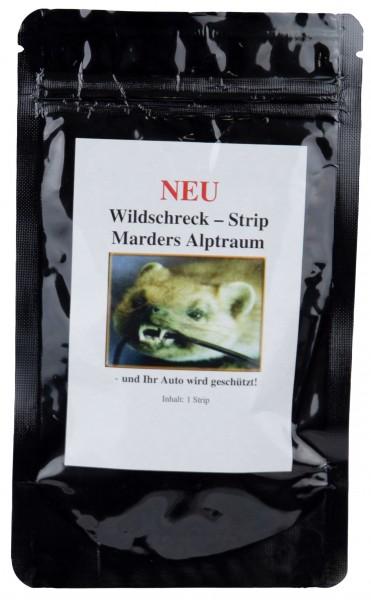 Wildschreck Strip Marders Alptraum