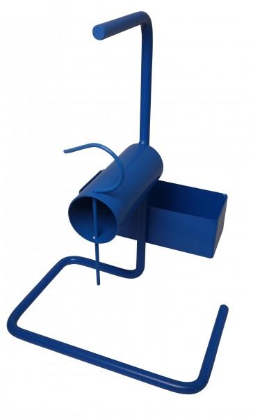 Abroller für Polyesterband