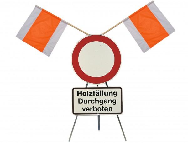Warnständer Freiberg
