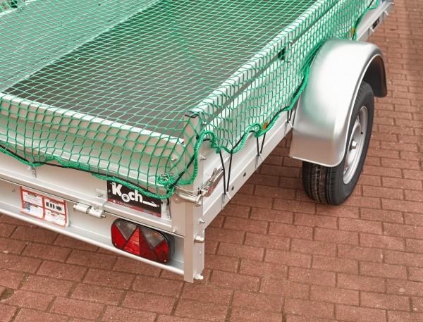 Pkw-Anhänger-Gepäcknetz