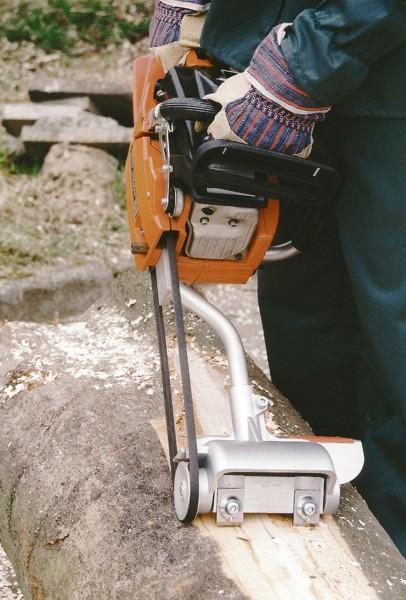 Appareil d'écorçage Eder - Appareil de montage
