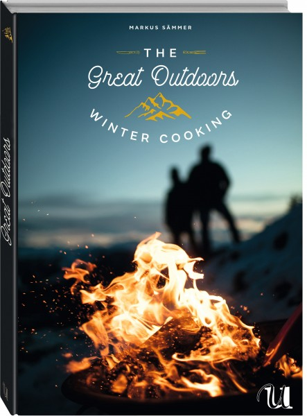 The Great Outdoors-Winter Cooking - 120 geniale Rauszeitrezepte für den Winter (The Great Outdoors Winter Cooking - 120 brilliant recipes for winter) Text in German