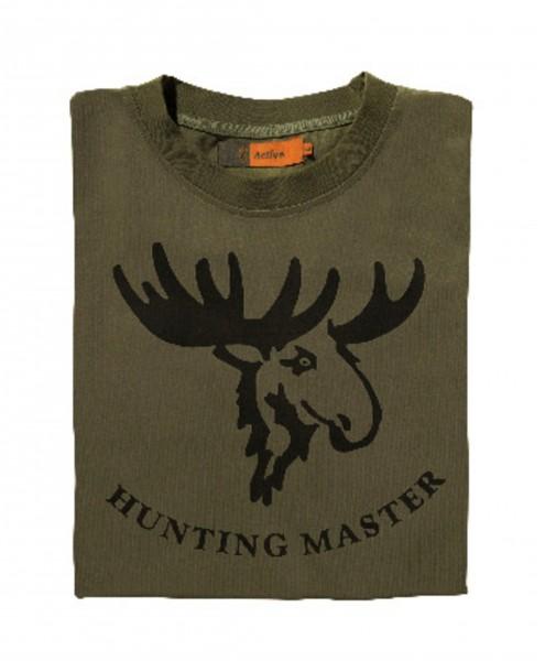 Hubertus Herren-T-Shirt Hunting Master
