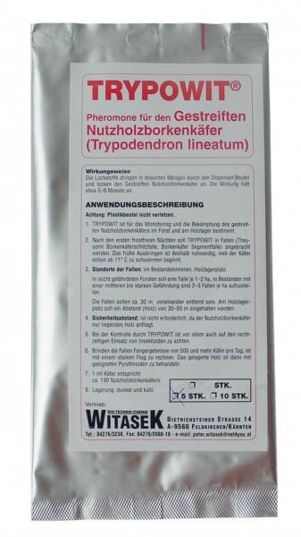 Trypowit-Dispenser (für Gestreiften Nutzholzborkenkäfer)