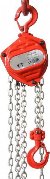 Geared Chain Hoist