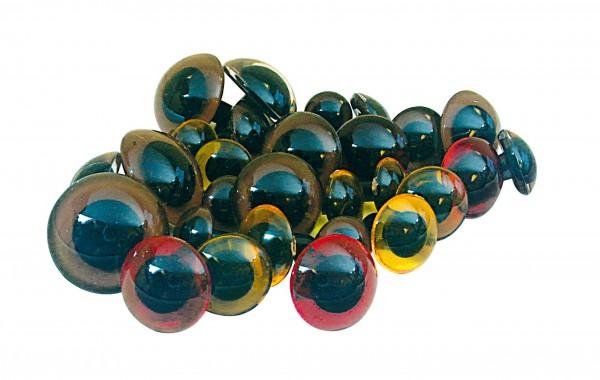 Assortiments d'yeux en plastique