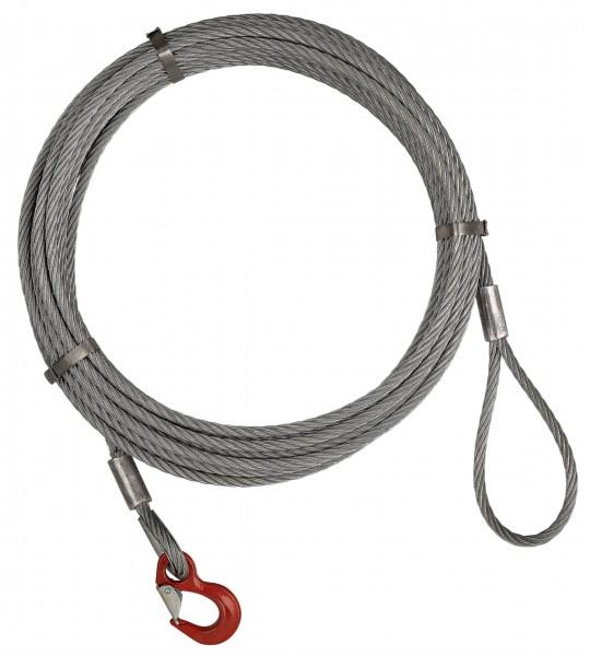 20 m Verlängerungsseil - 9,0 mm Ø - für SeilzugHIT 10