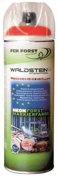Waldstein Langzeitfarbe mit Ergonomkappe