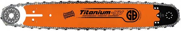 GB Harvester-Schiene Titanium XV