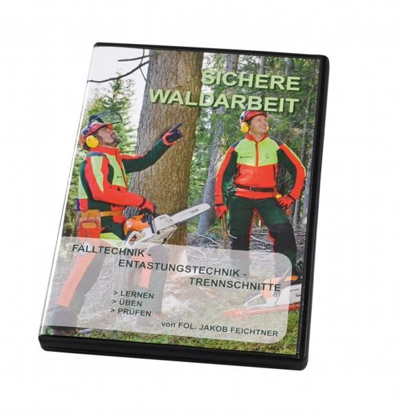 DVD Sichere Waldarbeit