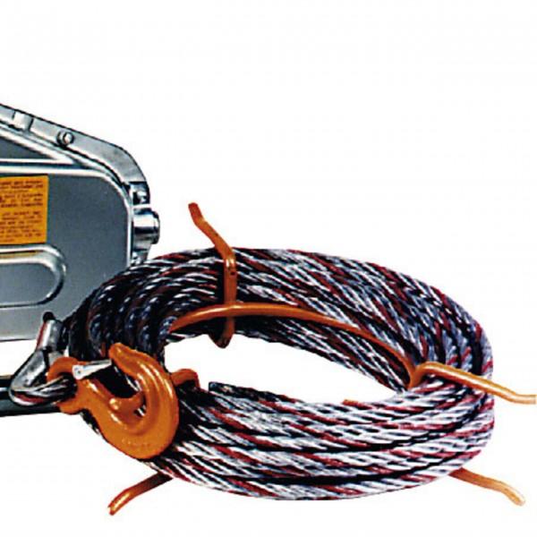 10 m Greifzug-Seil - 8 mm Ø