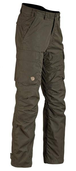 FjällRäven Brenner Pro Winter Trousers M Art F90576-633 Dark Olive  25-27,46-58