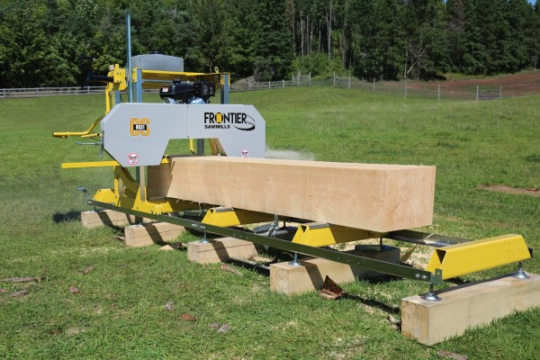 Frontier OS 31 Sawmill