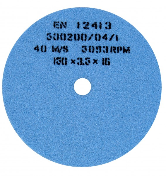 Sharpening Disc 150 x 3.5 x 16 mm