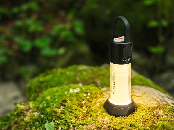 Ledlenser Campinglaterne ML6 Warm Light
