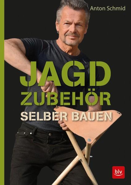 Jagdzubehör selber bauen (Make your own hunting accessories). Text in German.