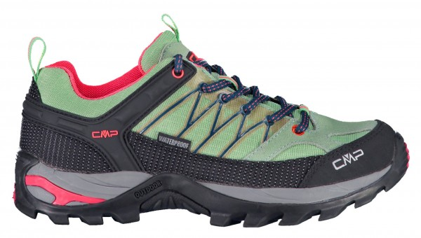 CMP Damen-Trekkingschuhe Rigel Low WP