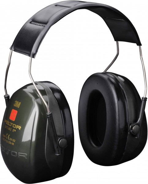 Peltor Gehörschutz mit gepolstertem Kopfbügel H520A