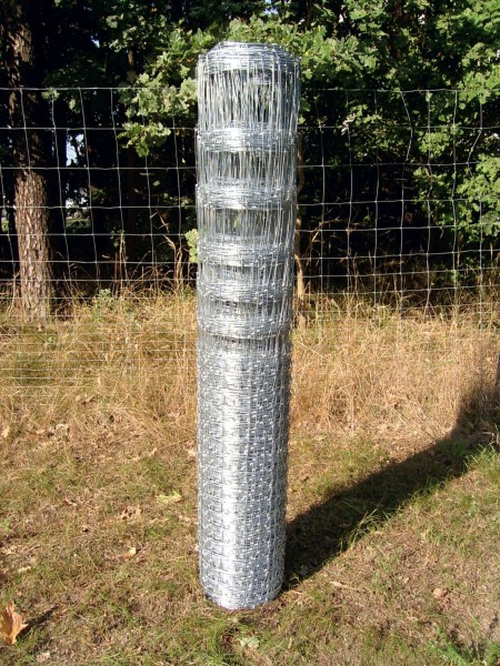 Arcelor Knotted Mesh Game Fencing 220/30/15M