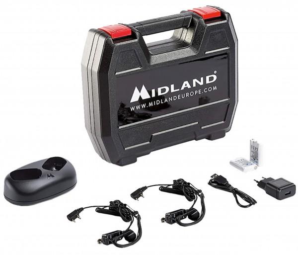 Midland Funkgeräte-Kofferset XT50 Adventure