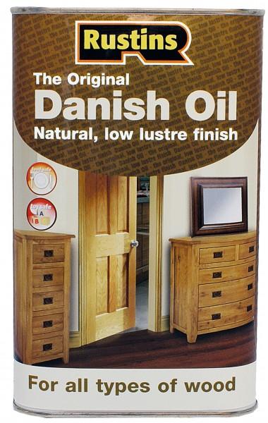 Rustin's Danish Oil