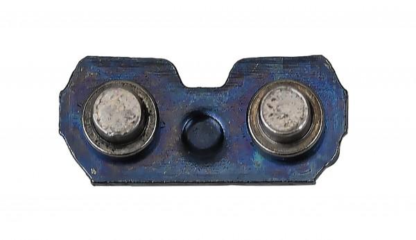 TriLink 2,0 mm, maillon de raccordement avec rivets
