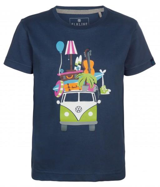Elkline Kinder-T-Shirt Huckepack