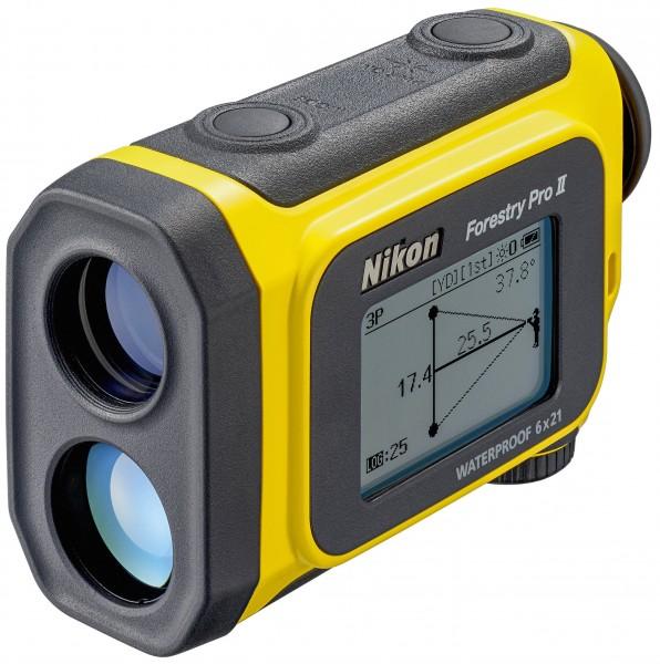 Nikon Forestry Pro II Laser-Entfernungsmesser