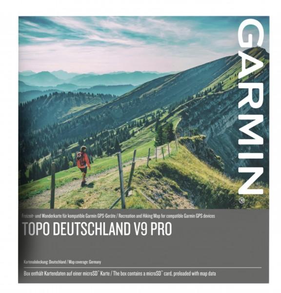 Topo Deutschland V9 Pro Micro-SD