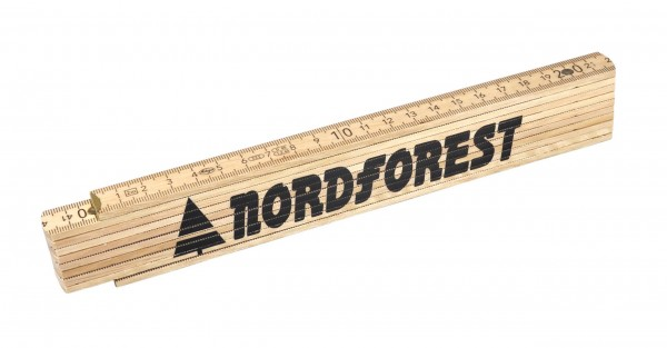 Nordforest Measuring Rule. 2 m.